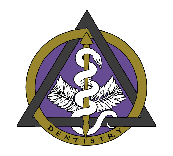 official emblem of dentistry