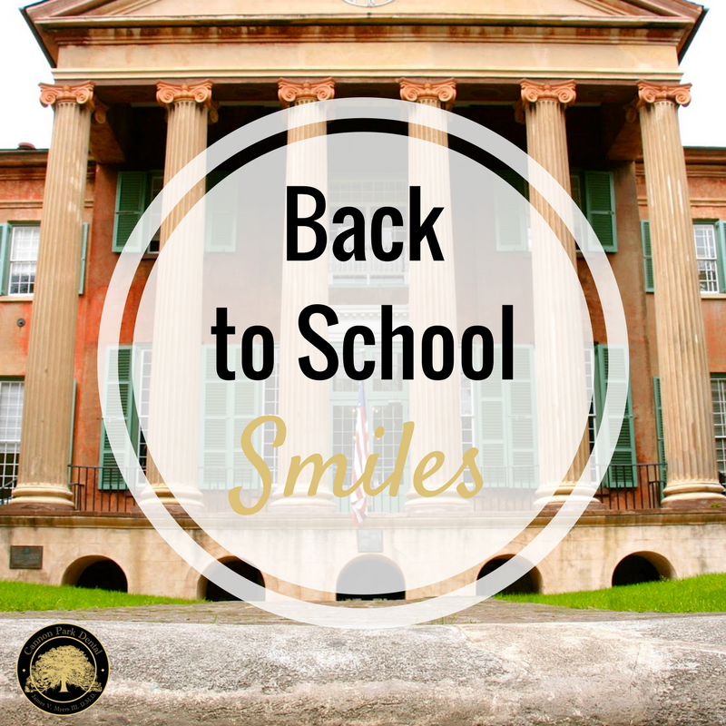 back to school smiles