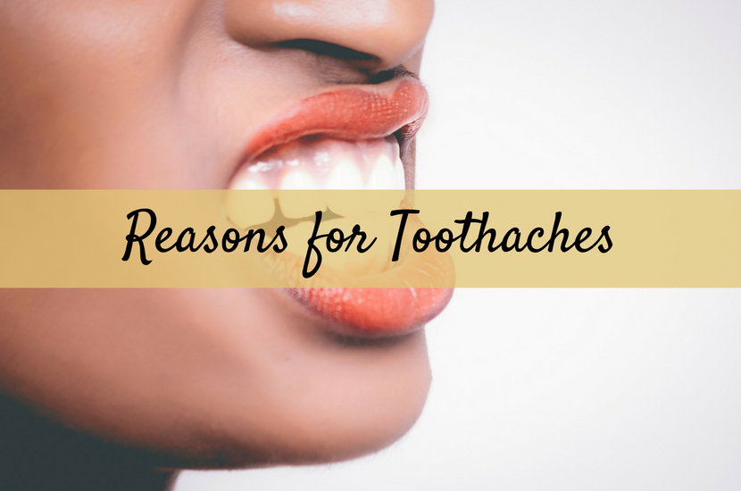 Reasons for Toothaches