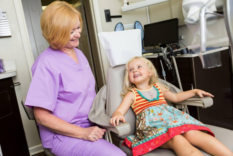 children kids dentist charleston