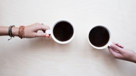 how coffee affects your teeth