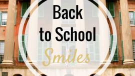 back to school smiles