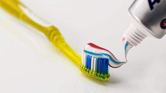 dentist charleston toothbrush