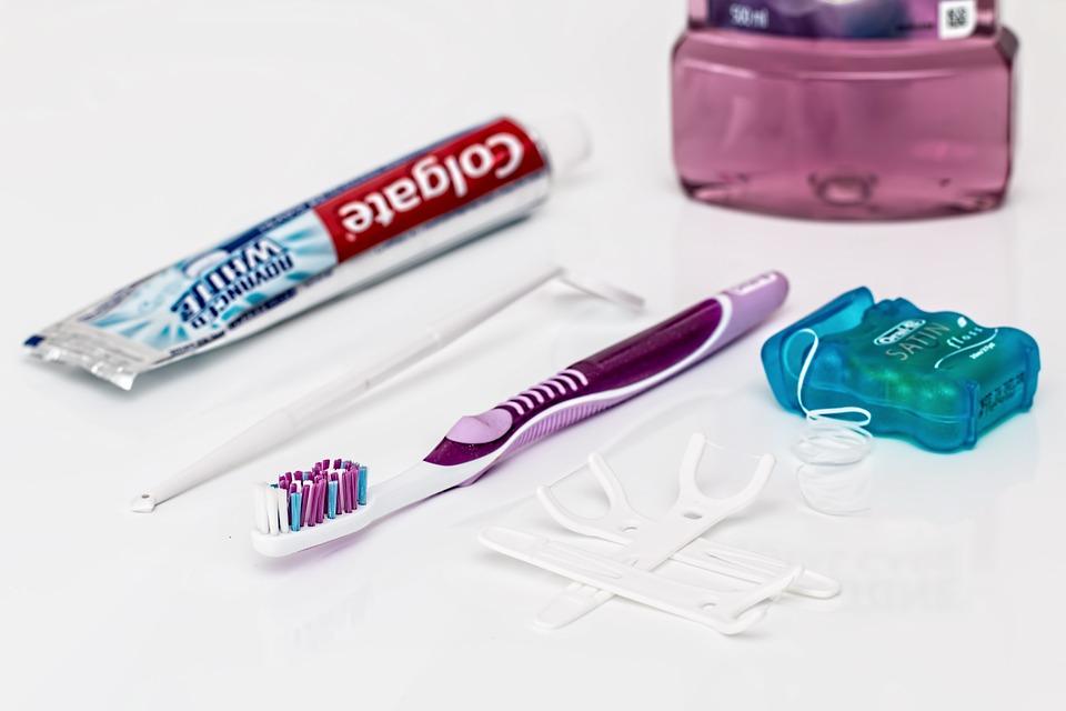 dentist floss